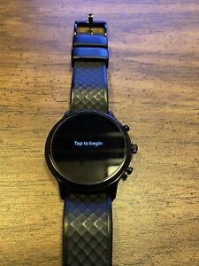 Fossil Carlyle HR Gen 5 Smart Watch - Used