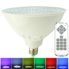 18W 35W Par56 E27 RGB LED Pool Light with 18K Remote for Pentair Hayward Fixture