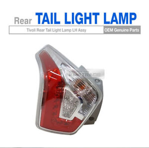 OEM Parts Rear Tail Light Lamp Assembly Left for SSANGYONG 2015 - 2017 Tivoli
