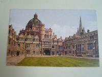 A R QUINTON Postcard 3417 BRASENOSE COLLEGE, OXFORD Unposted §A2710