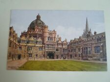 A R QUINTON Postcard 3417 BRASENOSE COLLEGE, OXFORD Unposted §A2710