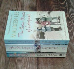 3 x Maureen Lee Paperback Books - (Bundle Job Lot)