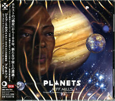 JEFF MILLS-PLANETS-JAPAN 2 CD G35