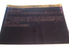 2006 Honda Motorcycle VTX1800S1 S2 S3 Microfiche Parts Catalog Vol 2 VTX 1800 S1