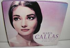 EMI Classics Maria Callas Popular Music From TV Film And Opera