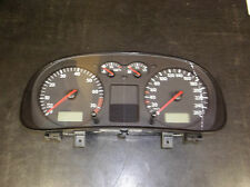 2002 VW Golf Instrument Cluster