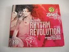 Zumba Fitness Rhythm Revolution CD New
