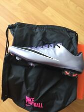 BNWT BARGAIN NIKE MERCURIAL VAPOR X FG Uk size 9 Purple Colour Genuine