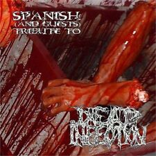 A Spanish (and Guests) Tribute to DEAD INFECTION CD 2014