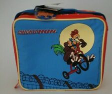 Chicken Run movie Soft sided lunch box pack set New Zak designs Vtg collectible