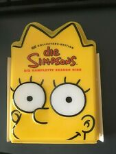 Die Simpsons - Staffel 9 - Kopf-Tiefzieh-Box