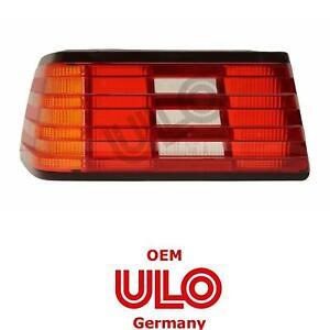 German OEM ULO Left Taillight Lens Mercedes R129 SL320 SL500 SL600 129 820 21 66