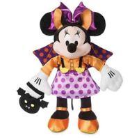 "Disney Halloween Minnie Mouse Bat Plush - 15"""