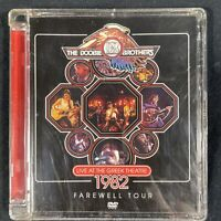 The Doobie Brothers Live at the Greek Theater 1982 Farewell Tour DVD!!