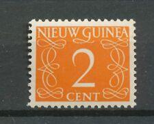 Nederlands Nieuw Guinea  2 PM1 postfris