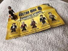 DOCTOR WHO 50TH ANNIVERSARY DAVID TENNANT GOLD MICRO FIGURE Ultra Rare 1 OF 500