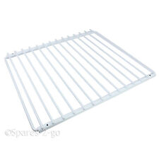 White Plastic Shelf Adjustable Rack Extendable Arms Fits Miele Fridge Freezer