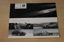 75256) BMW M3 - individual - Prospekt 01/2009