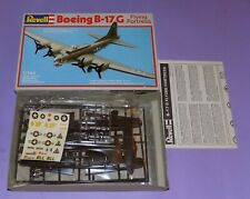 * RARE 1983 FACTORY SEALED * REVELL 4136 * BOEING B-17G FLYING FORTRESS *