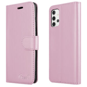 For Samsung Galaxy A32 Case Flip Leather Card Wallet Stand A32 5G Phone Cover