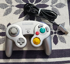 Original Nintendo Game Cube Controller in Silber