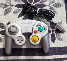 Original Nintendo Game Cube Controller en plata
