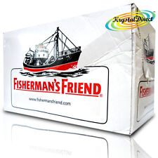24x Fisherman's Friend Original Menthol Eucalyptus Lozenges 25g