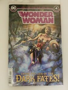 WONDER WOMAN ANNUAL #4 FIRST PRINT DC COMICS (2020) DARK FATES NM