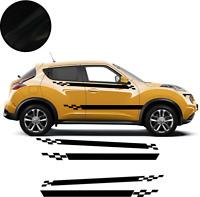 Nissan Juke - Bandes Nismo - autocollant adhésif Stickers