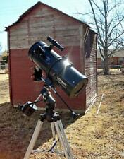 Newtonian Reflector Telescope Celestron PowerSeeker Astronomical Astronomy 127eq