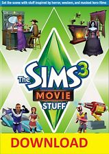 (PC/MAC) The Sims 3 Movie Stuff  (ORIGIN CD-Key)