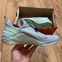 Nike Women's React Metcon Trainers Size UK 9 EUR 44 Grey BQ6046 034 NEW