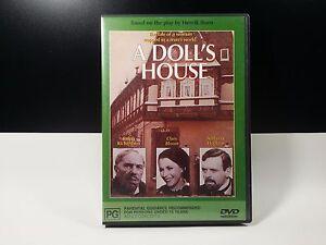 A Doll's House - DVD - 1973 MOVIE Anthony Hopkins - VERY RARE