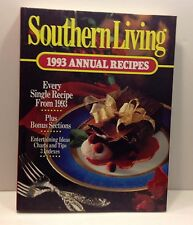 Southern Living, 1993 Annual Recipes by Southern Living Editors (1993,...