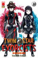 Twin Star Exorcists N° 21 - Manga Rock 28 - Planet Manga - ITALIANO #MYCOMICS