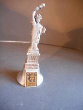 "Statue of Liberty Centennial Celebration Pewter Bell 4"" high"