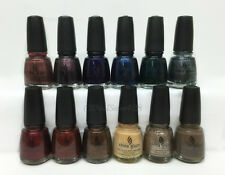 DISCONTINUED-China Glaze- VINTAGE VIXEN Full Collection 12 colors 930-941 x .5oz