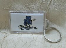 Mobile BayBears Key Ring Acrylic Keychain Drive Sober AA Minor League Team