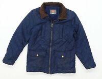 John Lewis Boys Blue Coat Age 10 Years