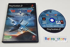 PS2 Top Gun : Combat Zones PAL