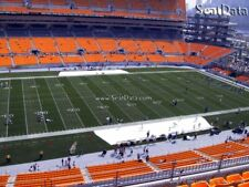 (2) Steelers vs Lions Tickets 20 Yard Line Upper Level Under Cover!!