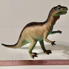 """Luckystar Allosaurus Plastic Dinosaur Model Animal Figure 8""""Tall"""