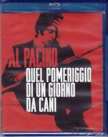Blu-Ray Quel Tarde Por Un Giorno De Perros Con En Pacino Nuevo 1975