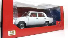 soviet russian Lada 1200 Vaz 2101 Zhiguli white IST VVM 1:18