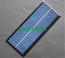 1PC 2.5W 12V 200mA Mini Solar Panel Module Solar Energy Epoxy Cell Charger DIY S