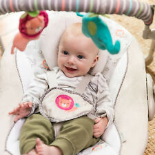 Portable baby Swing - Cozy Kingdom with Melodies