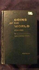 Numismatica Craig: Coins of the world 1760 1850