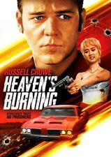 Heaven's Burning (DVD) Russell Crowe Free Shipping
