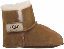 UGG Infant Erin Booties Chestnut Size Large 6/7