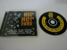 CD-100% Hip Hop français- Hip Hop 2000-15 Titres-Assassin-Bouga-KDD-